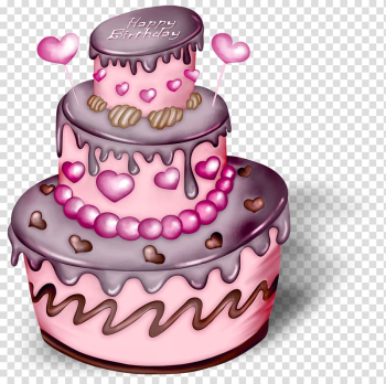 Birthday cake Happy Birthday to You Wish Greeting card, cake transparent background PNG clipart png image transparent background