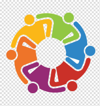 Circle of people logo, Arizona Al-Anon of Ventura County Business Organization Mental health, teamwork transparent background PNG clipart png image transparent background