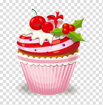 Christmas cake Cupcake Birthday cake Christmas pudding , cake transparent background PNG clipart png image transparent background