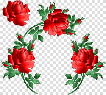 Animation Heart Rose , red rose border transparent background PNG clipart png image transparent background