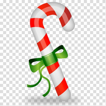 Candy cane Santa Claus Christmas Computer Icons, Cane, Christmas Icon transparent background PNG clipart png image transparent background