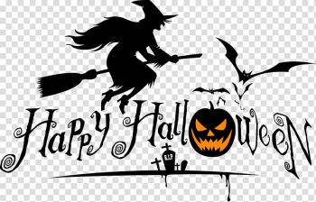 Halloween card Quotation Saying Wish, Halloween witch transparent background PNG clipart png image transparent background
