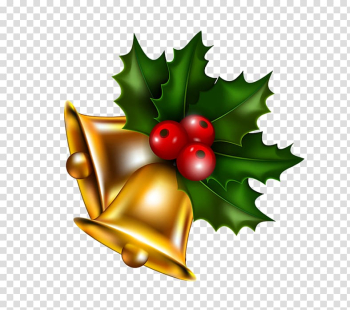 Christmas Bell , Golden bells transparent background PNG clipart png image transparent background