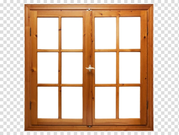 Window blind Wood Chambranle frame, Creative wood windows transparent background PNG clipart png image transparent background
