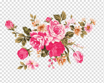 Pink and white petaled flowers , Flower Garden roses , Peony transparent background PNG clipart png image transparent background