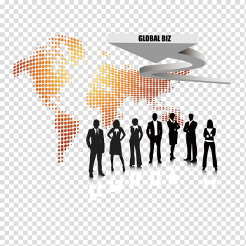 Businessperson, business people and arrows transparent background PNG clipart png image transparent background