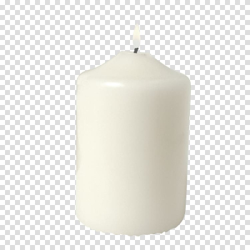 Candle Light White , White candle transparent background PNG clipart png image transparent background