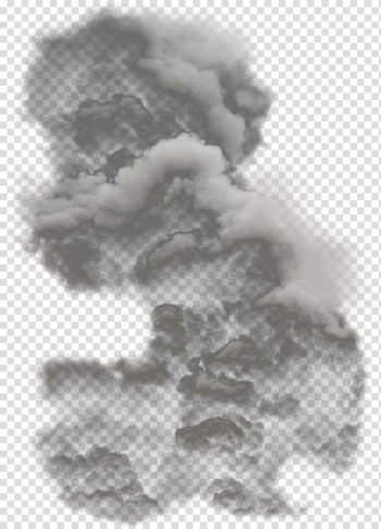 Gray smoke illustration, Cloud Smoke , smoke transparent background PNG clipart png image transparent background