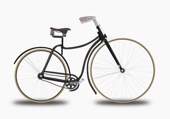 Bicycle Poster Cycling Motorcycle, Vintage Bicycle transparent background PNG clipart png image transparent background