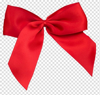 Red ribbon Bow tie , bow transparent background PNG clipart png image transparent background
