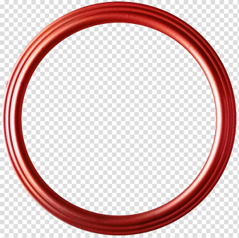 Round red frame sticker, Circle Red Disk Shape, Red circle transparent background PNG clipart png image transparent background