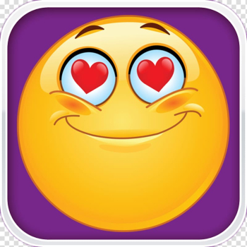 Emoticon Smiley Heart , kiss smiley transparent background PNG clipart png image transparent background