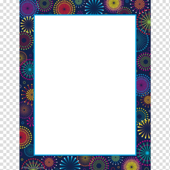 Paper Post-it note Frames Drawing Card , paper firework transparent background PNG clipart png image transparent background