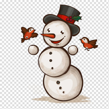 Christmas card New Year card Christmas tree , Christmas snowman transparent background PNG clipart png image transparent background