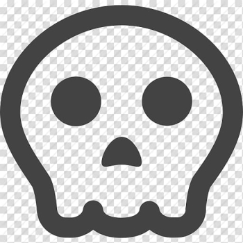 Computer Icons Smiley Linux, Pumpkin, Skull, Warning Icon transparent background PNG clipart png image transparent background