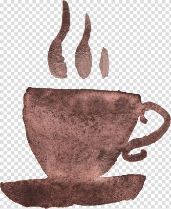Coffee cup Watercolor painting , coffee cup transparent background PNG clipart png image transparent background