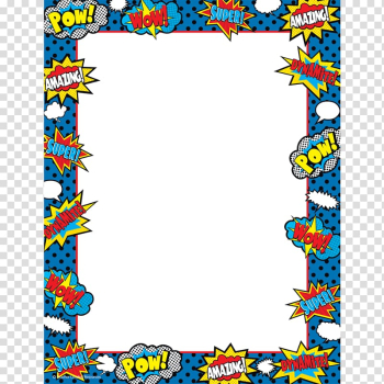 Blue and yellow frame illustration, Spider-Man Name tag Superhero Label Superman, recyclable resources transparent background PNG clipart png image transparent background
