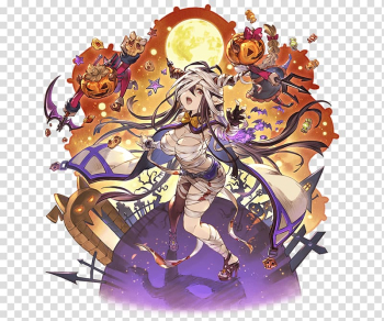 Granblue Fantasy Character Game Wiki Halloween, others transparent background PNG clipart png image transparent background