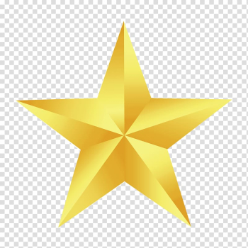 Yellow barn star art, Star , gold star transparent background PNG clipart png image transparent background