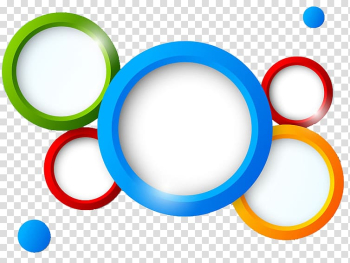 Color wheel Circle, Colored circles, round assorted-color decors transparent background PNG clipart png image transparent background