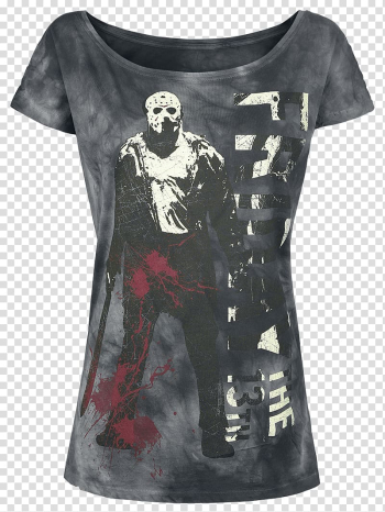 Jason Voorhees Funko POP Friday The 13th T-shirt Film, friday the 13th mask transparent background PNG clipart png image transparent background