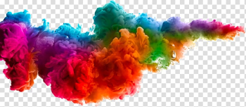 Multicolored smoke, Holi Colors Festival Of Colours Tour Gulal, holi transparent background PNG clipart png image transparent background