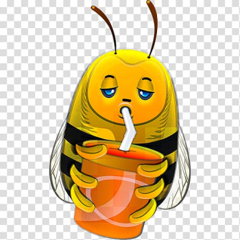 Computer Icons #ICON100, drink honey bees transparent background PNG clipart png image transparent background