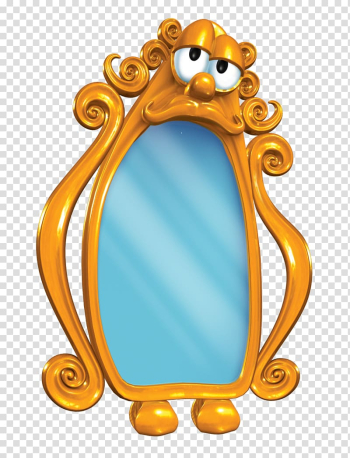 Oval M Frames Product Animal Animated cartoon, miror transparent background PNG clipart png image transparent background