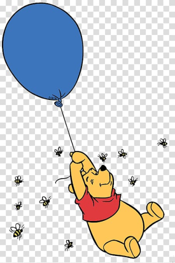 Winnie-the-Pooh Eeyore\'s Birthday Party Piglet Hundred Acre Wood, winnie the pooh transparent background PNG clipart png image transparent background