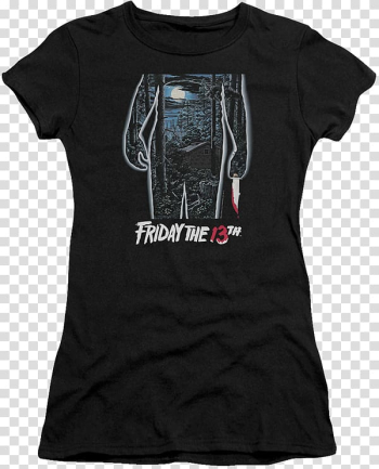 Jason Voorhees Friday the 13th Part III Slasher Film, a nightmare on elm street t shirt transparent background PNG clipart png image transparent background