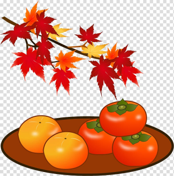 Tomato Japanese Persimmon Autumn leaf color Tannin, tomato transparent background PNG clipart png image transparent background