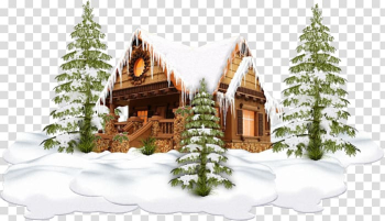 Christmas tree Christmas Day Christmas ornament Easter House, internet element transparent background PNG clipart png image transparent background