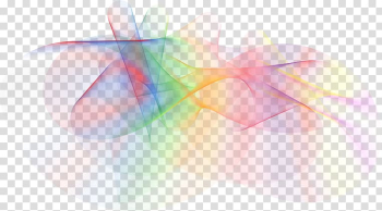 Rainbow , Desktop Abstract art Abstract Swirl , painting transparent background PNG clipart png image transparent background