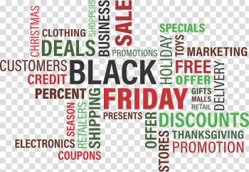 Black Friday Cyber Monday Retail Word Discounts and allowances, cyber monady transparent background PNG clipart png image transparent background