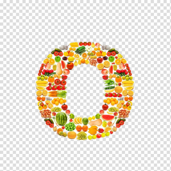Vegetable Letter Fruit Vitamin C, o transparent background PNG clipart png image transparent background