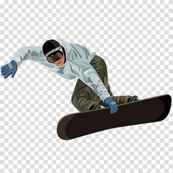 Snowboarding Euclidean , Scooter people transparent background PNG clipart png image transparent background