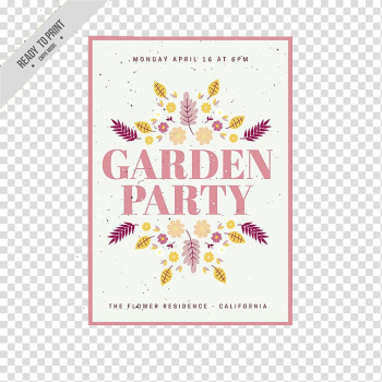 Birthday Wish Greeting card Gift Mother, Zoo hand painted leaves and flowers transparent background PNG clipart png image transparent background