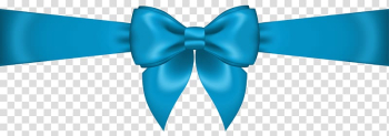 Teal ribbon illustration, Bow tie Blue Ribbon Product, Blue Bow transparent background PNG clipart png image transparent background
