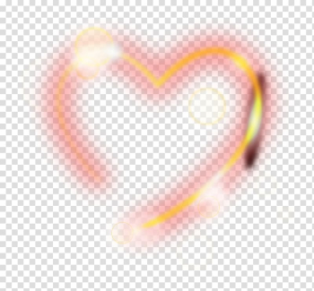 Heart Close-up , Abstract pink love transparent background PNG clipart png image transparent background