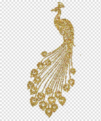 Gold peacock , Peafowl The Golden Peacock, Golden Peacock transparent background PNG clipart png image transparent background