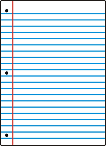 Blue lined paper screenshot, Paper Post-it note Loose leaf Notebook , Paper Word transparent background PNG clipart png image transparent background
