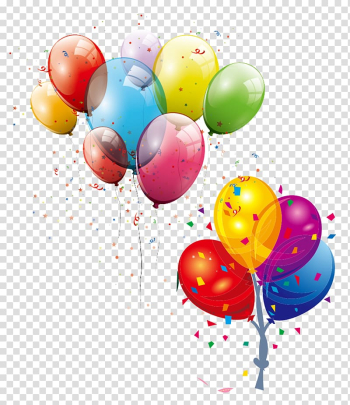 Balloon modelling Hot air balloon , Colorful balloon color paper transparent background PNG clipart png image transparent background