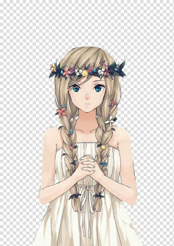 Brown-haired female anime character, Anime Drawing Manga Sketch, Animation transparent background PNG clipart png image transparent background