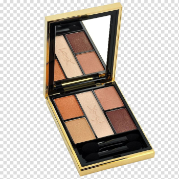 Eye shadow Yves Saint Laurent Color Face powder Haute couture, Yves Saint Laurent colored eye shadow transparent background PNG clipart png image transparent background