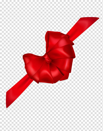 Ribbon Red , Red bow transparent background PNG clipart png image transparent background