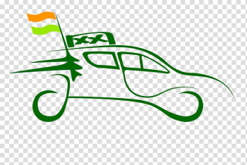 Green car abstract transparent background PNG clipart png image transparent background