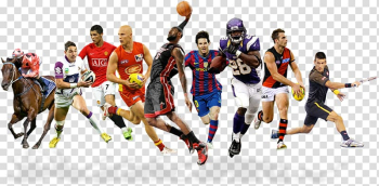 Assorted sports illustration, Sports betting Rugby football, People Sport transparent background PNG clipart png image transparent background