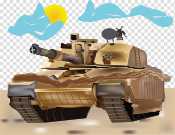 Main battle tank Military Icon, Heavy armored transparent background PNG clipart png image transparent background