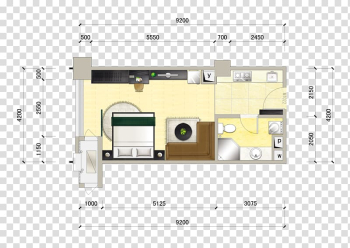 Interior Design Services House painter and decorator Template Computer-aided design, Home improvement renderings Bedroom size chart diagram color flat transparent background PNG clipart png image transparent background