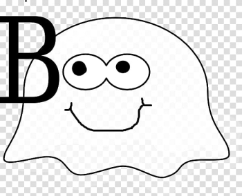 Ghost Free content , Ghost Saying Boo transparent background PNG clipart png image transparent background